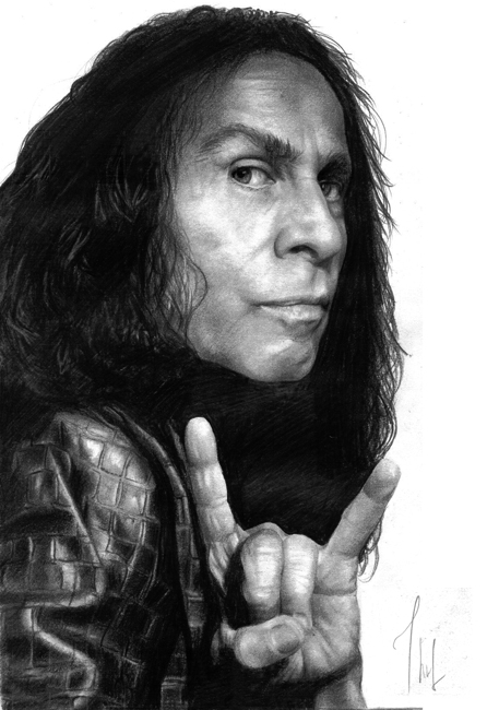 Ronnie Dio by Thubakabra