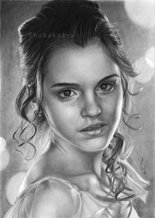 Emma Watson by Thubakabra
