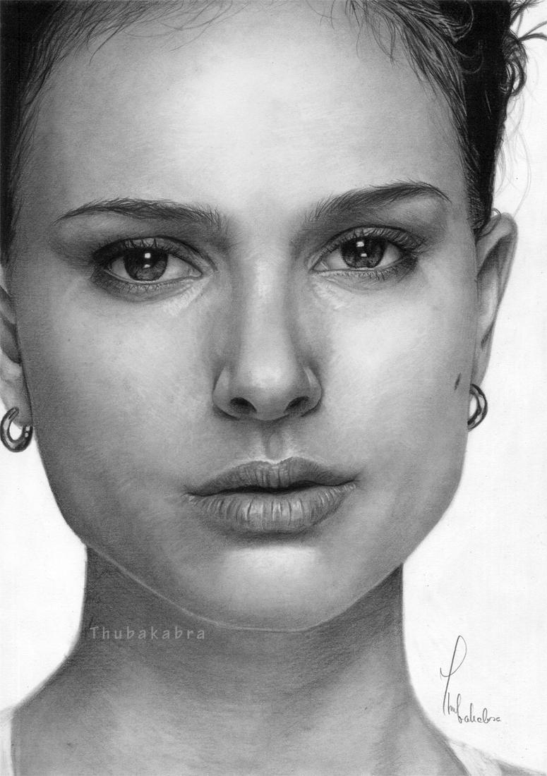 Natalie Portman by Thubakabra