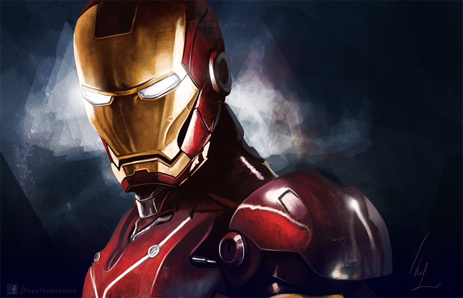 Ironman by Thubakabra