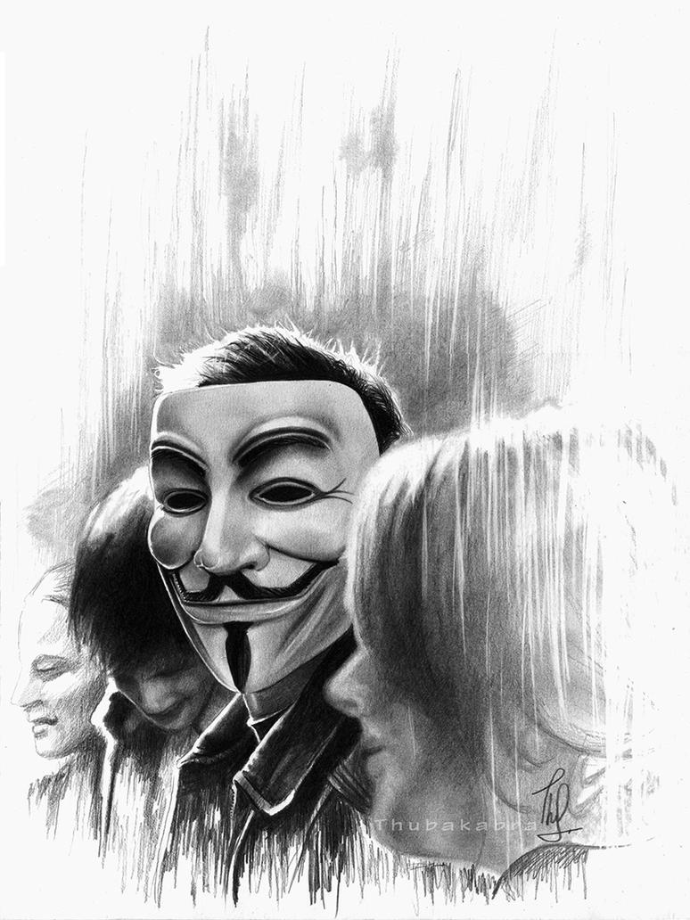 Remember the 5th of November by Thubakabra