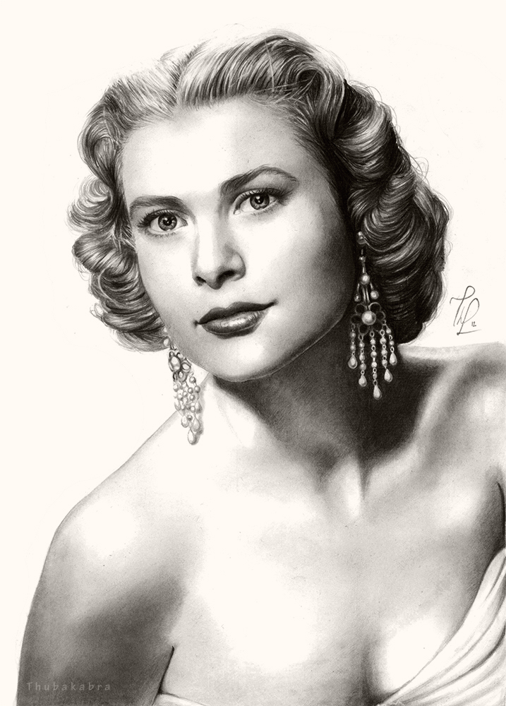 Grace Kelly by Thubakabra