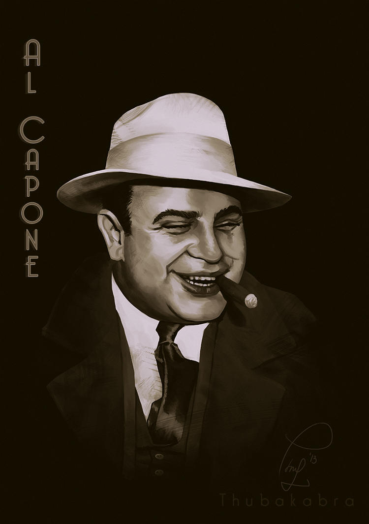 Al Capone by Thubakabra