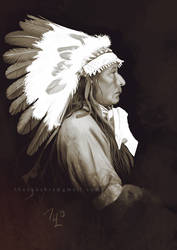 Native American I. by Thubakabra