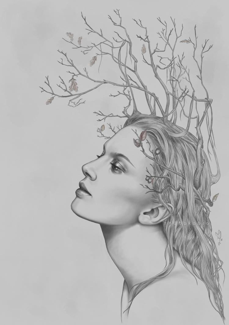 Lady November by Thubakabra