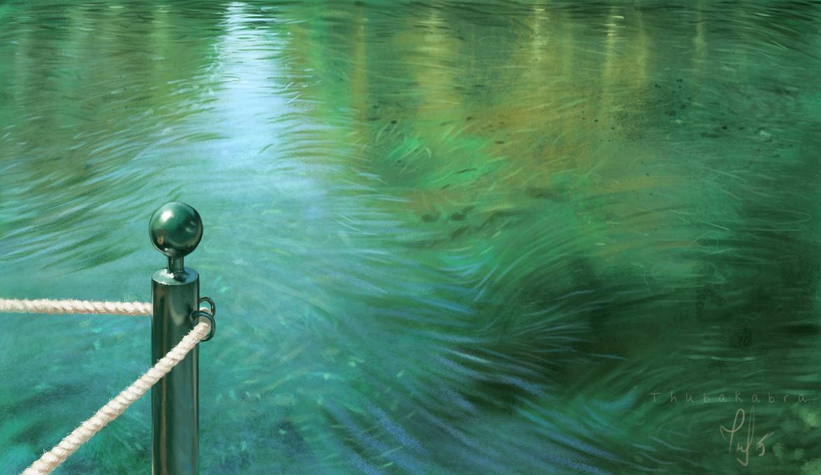 At a lake by Thubakabra
