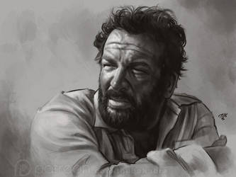 Bud Spencer by Thubakabra