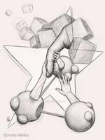 Geometric - Womanizer by Thubakabra