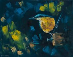 Kingfisher by Thubakabra