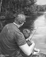 Go fishing by Thubakabra