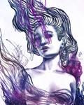 I've Seen Things Digital Watercolor