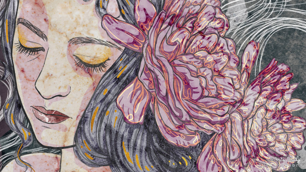 Marbles - Closeup and Wallpaper