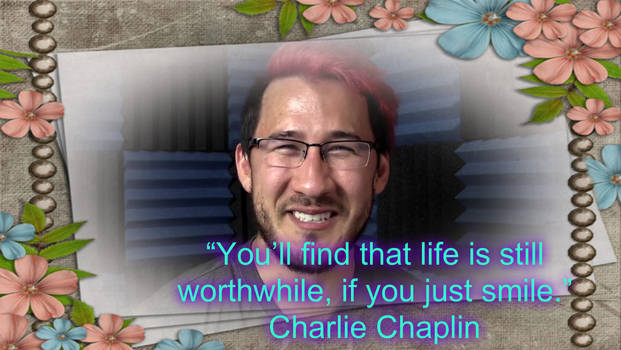 Markimoo Smile Quote
