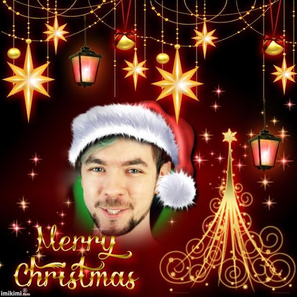 Jacksepticeye Christmas Edit by CTG22 on DeviantArt