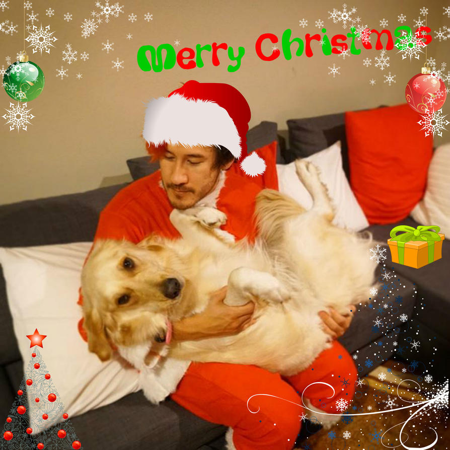 Another Christmas Markiplier Edit by CTG22 on DeviantArt