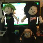 Mark and Jack Custom Crochet Dolls by CTG22