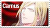 Camus Stamp by ArtLover57