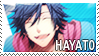 HAYATO Stamp by ArtLover57