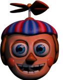 Balloon boy s face by abdulking995 on deviantart