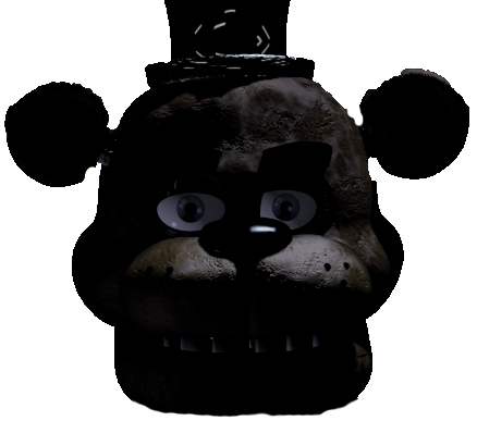 Freddy s face by abdulking995 on deviantart