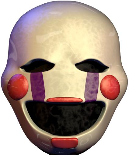 Marionette s face by abdulking995 on deviantart