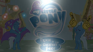 Wallpaper Great and Powerful Trixie is best
