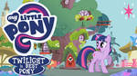 Wallpaper twilight sparkle is best pony