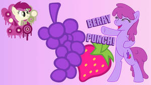 Wallpaper YAY for Berry Punch