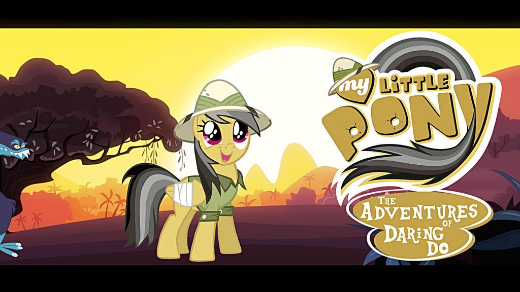 Wallpaper Daring Doo best pony by Barrfind
