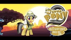 Wallpaper Daring Doo best pony