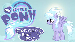 Wallpaper Cloud Chaser best pony