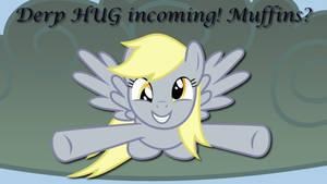 Wallpaper Derp HUG incoming!