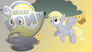 Wallpaper Derpy is best pony