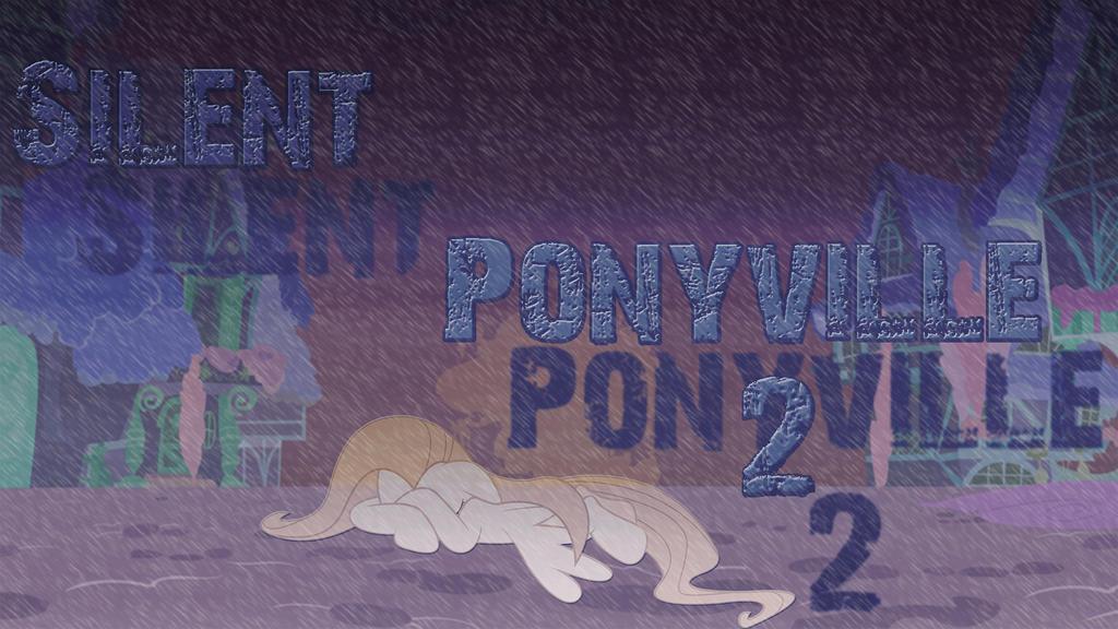 wallpaper_fluttershy_in_silent_ponyville