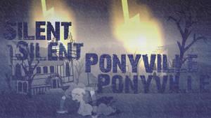 Wallpaper Pinkie in Silent Ponyville