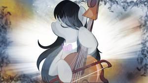 Wallpaper Octavia music mistress