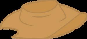 Vector AJs cowboy hat