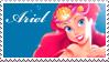 Disney Princess Ariel Stamp by AleXielBrando