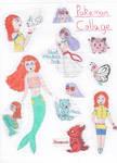 Pokemon Collage