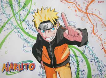 Naruto shippuden by ArTestor