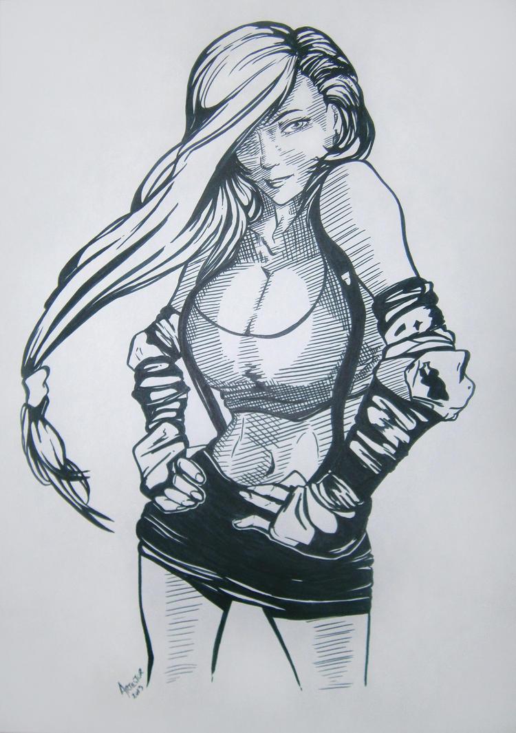 Tifa Lockhart by ArTestor