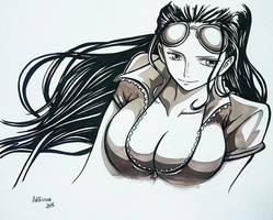 Nico Robin - One Piece by ArTestor