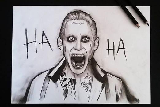 Joker - Suicide Scuad