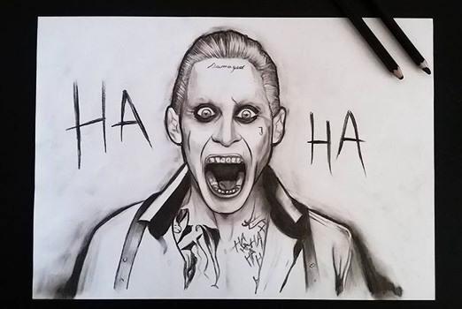 Joker - Suicide Scuad by ArTestor