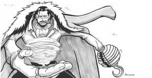 Crocodile - One Piece by ArTestor