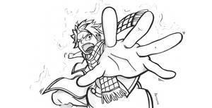 Natsu Dragneel | Fairy Tail by ArTestor