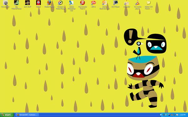 Iza Calli Desktop