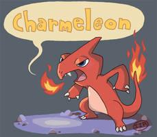 Charmeleon by Izaart