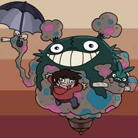 Garbage Totoro