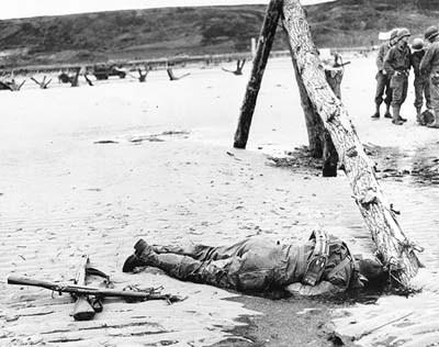 DDay Revisited  Cost of the Battle